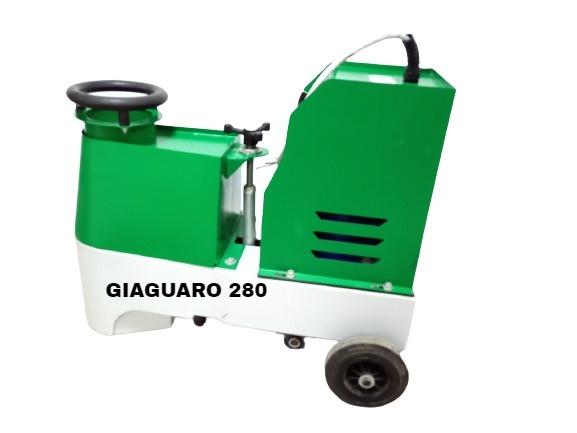 Ponceuse GIAGUARO280
